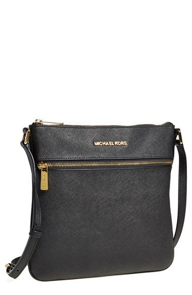 0138de3587cf MICHAEL Michael Kors 'Bedford' Saffiano Leather Crossbody Bag (Nordstrom  Exclusive) available at #Nordstrom