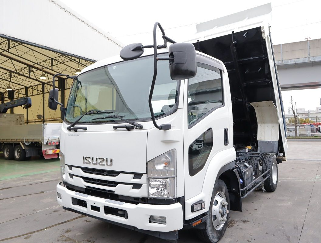 2018 Isuzu Forward 4 Ton Tipper Truck 2rg Frr90s1 In 2020 Trucks For Sale Used Trucks For Sale Used Trucks