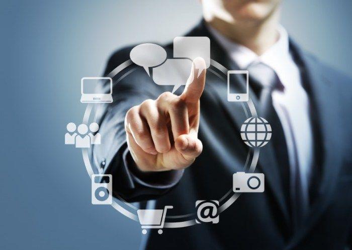 Como você está se comunicando com o mercado