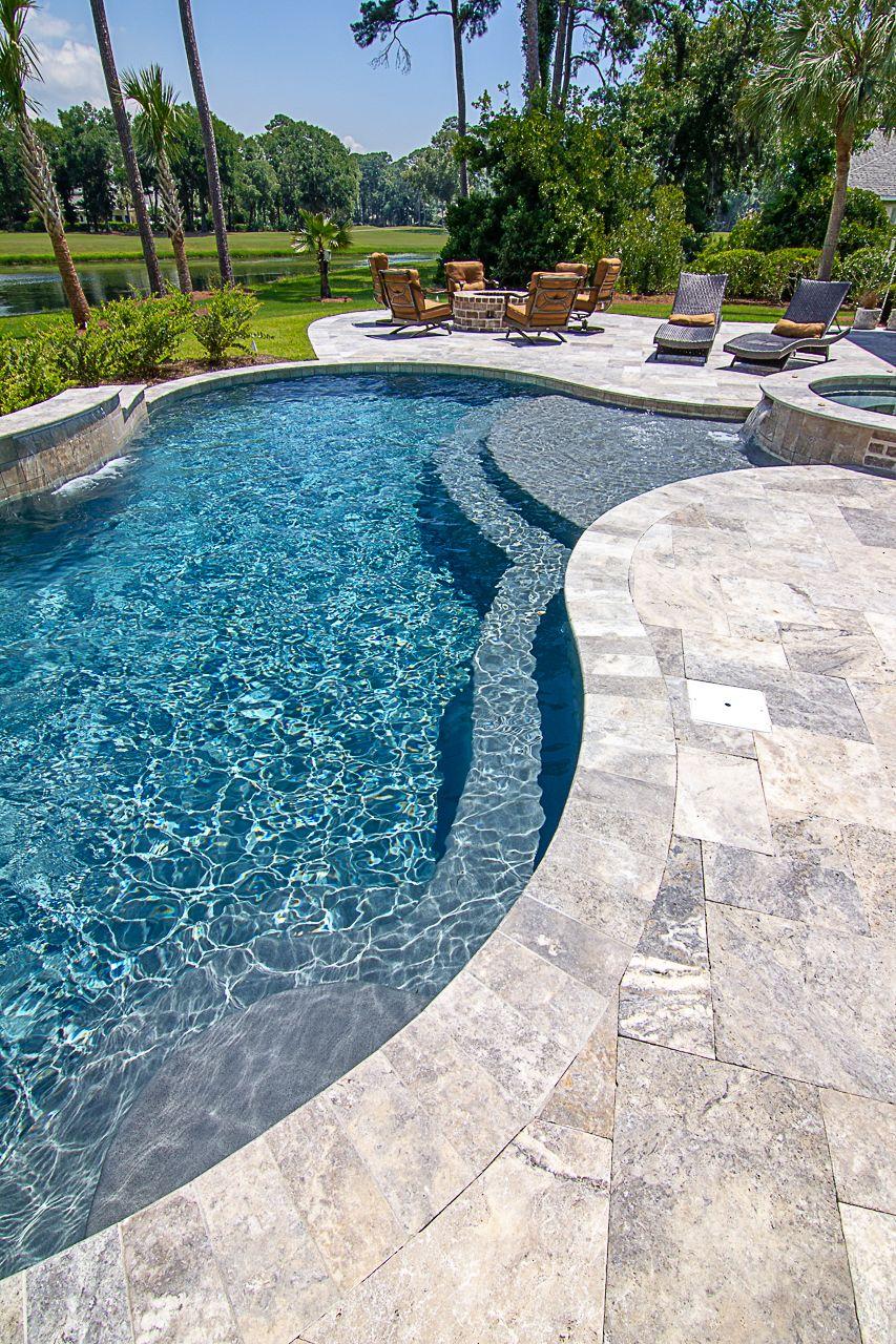 24+ Backyard inground pool designs ideas