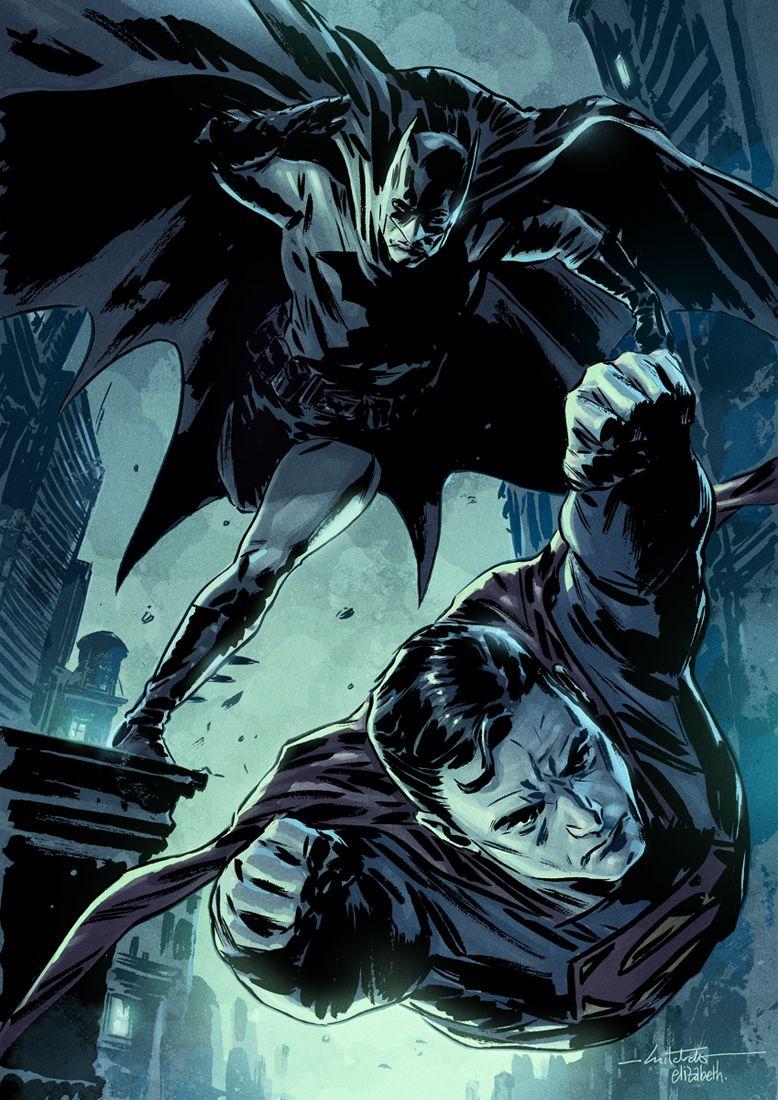 Dc Comics Fans : Batman comic comics forever superman
