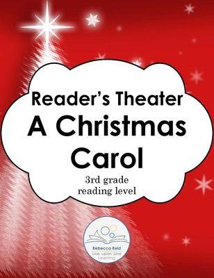 a christmas carol test pdf