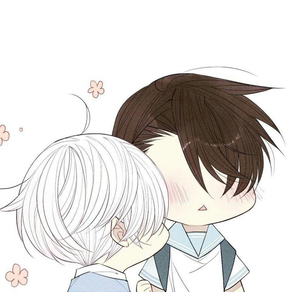Anime, Khóc, Ảnh Hoạt Hình Chibi, Dễ Thương, Tình Yêu, Yuri