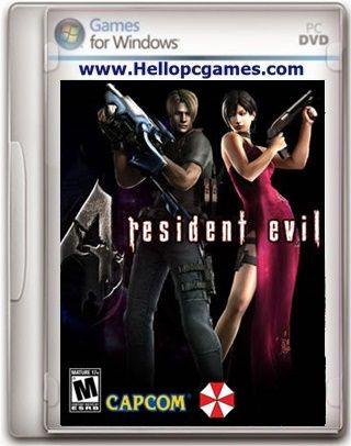 Resident Evil 4 PC Game File Size: 2 5GB System Requirements