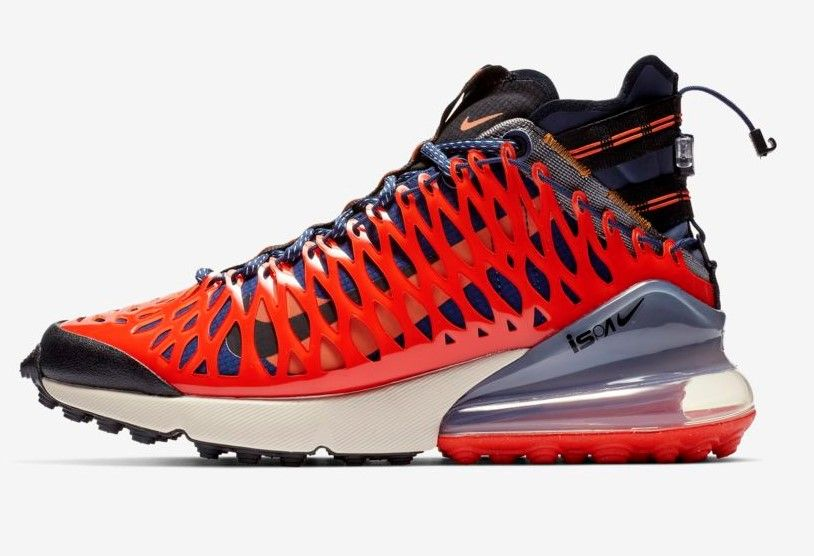 Nike Air Max 270 ISPA pas cher Baskets Homme Nike | Basket