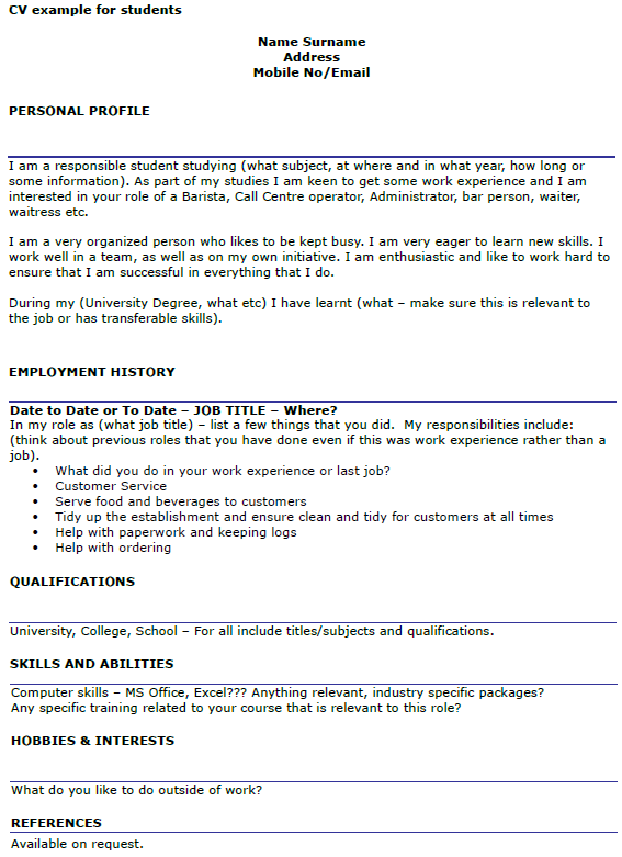 40 Resume Tips That May Help You Get The Interview Cv Template