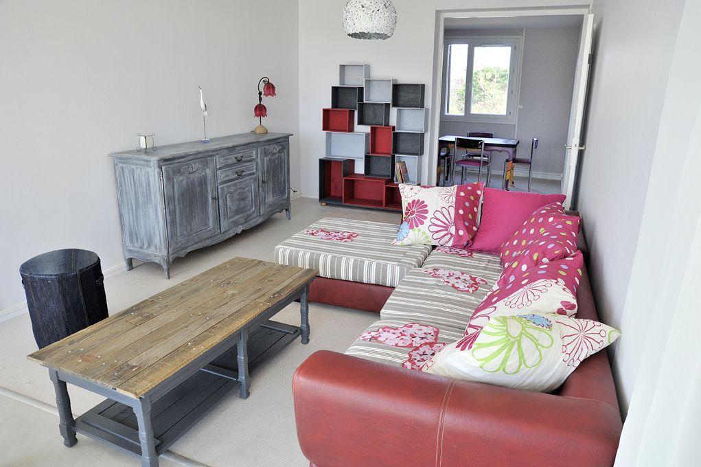 am nagement d 39 un appartement t moin pour un bailleur. Black Bedroom Furniture Sets. Home Design Ideas
