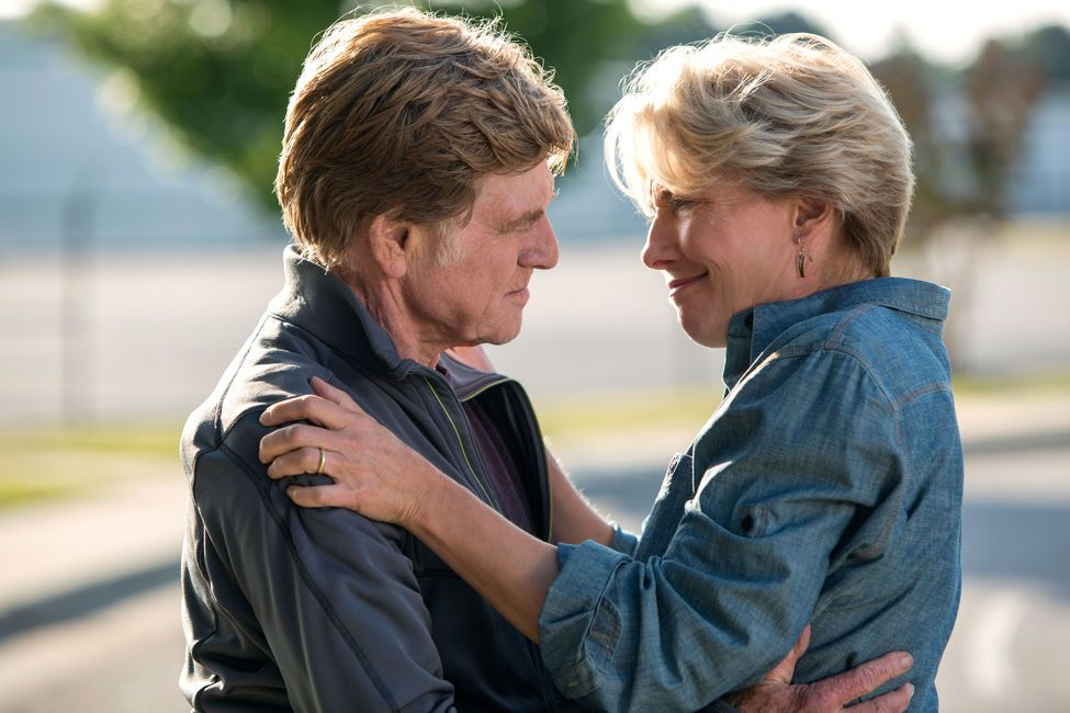 A Walk In The Woods Photos Into The Woods Movie Robert Redford Emma Thompson