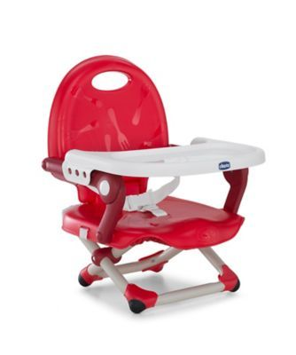 Booster Highchair Red Booster Seats Baby Feeding
