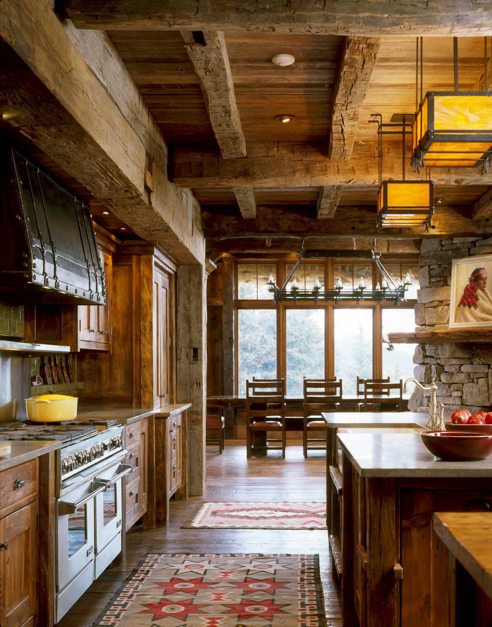 23 Best Ideas Of Rustic Kitchen Cabinet You Ll Want To Copy Rustic Kitchen Design Rustic House Rustic Kitchen