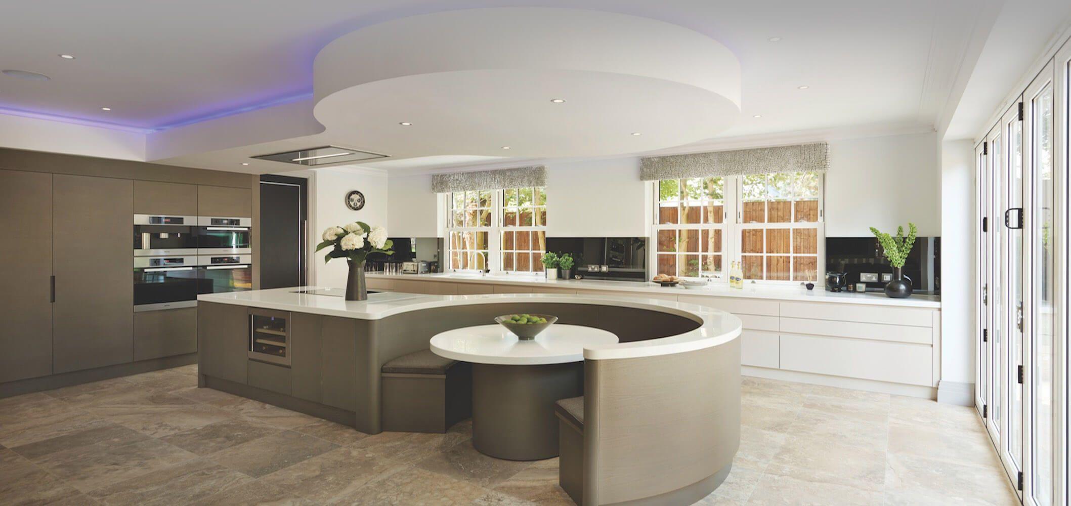 20 Stateoftheart Modern Kitchen Designsreeva Design Magnificent Kitchen Booth Designs Design Decoration