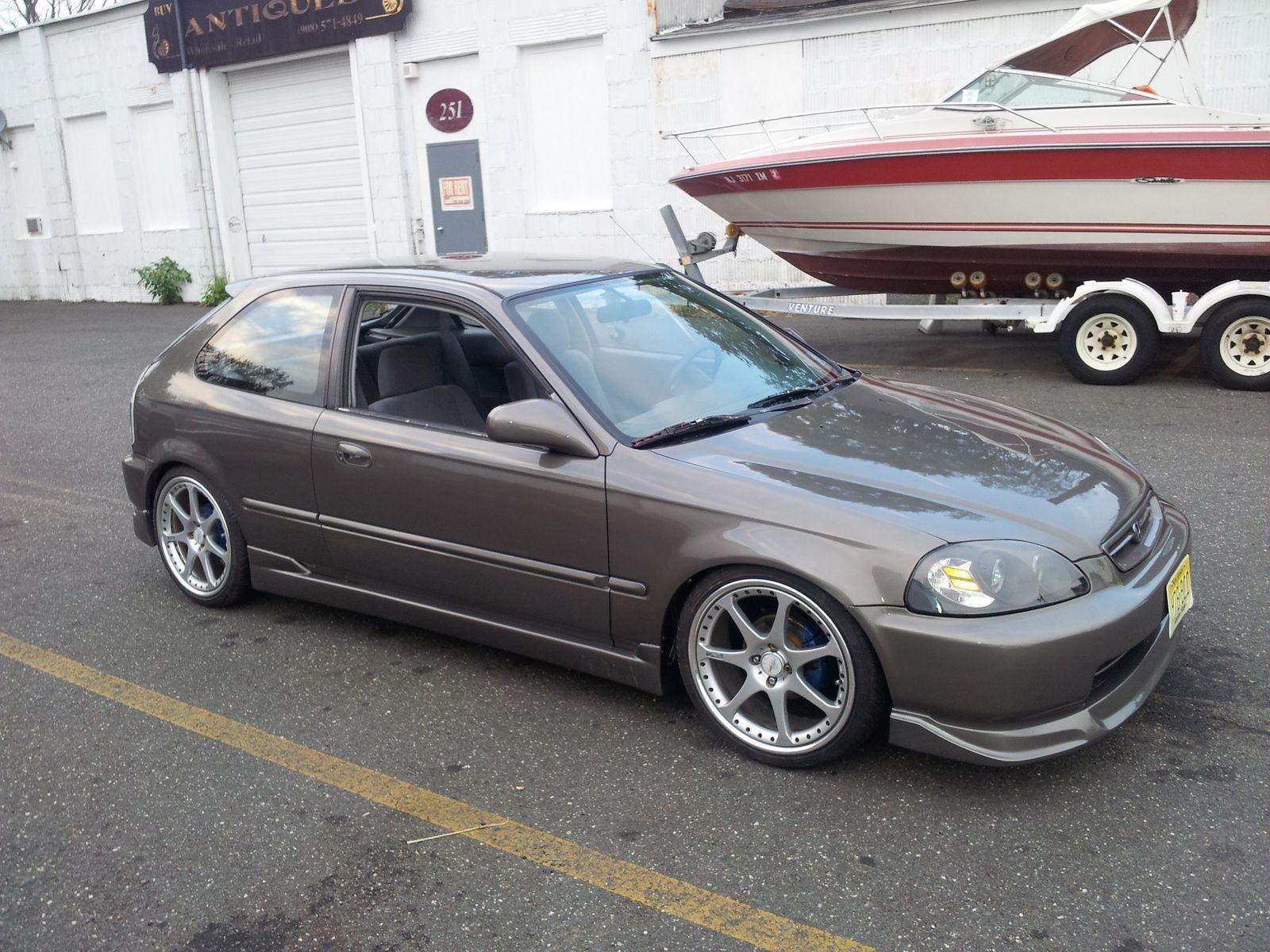 1996 Honda Civic DX Hatchback | Honda | Pinterest | Honda Civic, Hatchbacks  And Honda