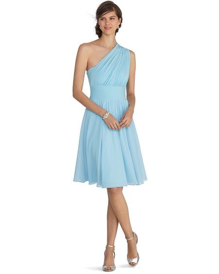 White House | Black Market Genius Convertible Caspian Bridesmaid Dress #whbm
