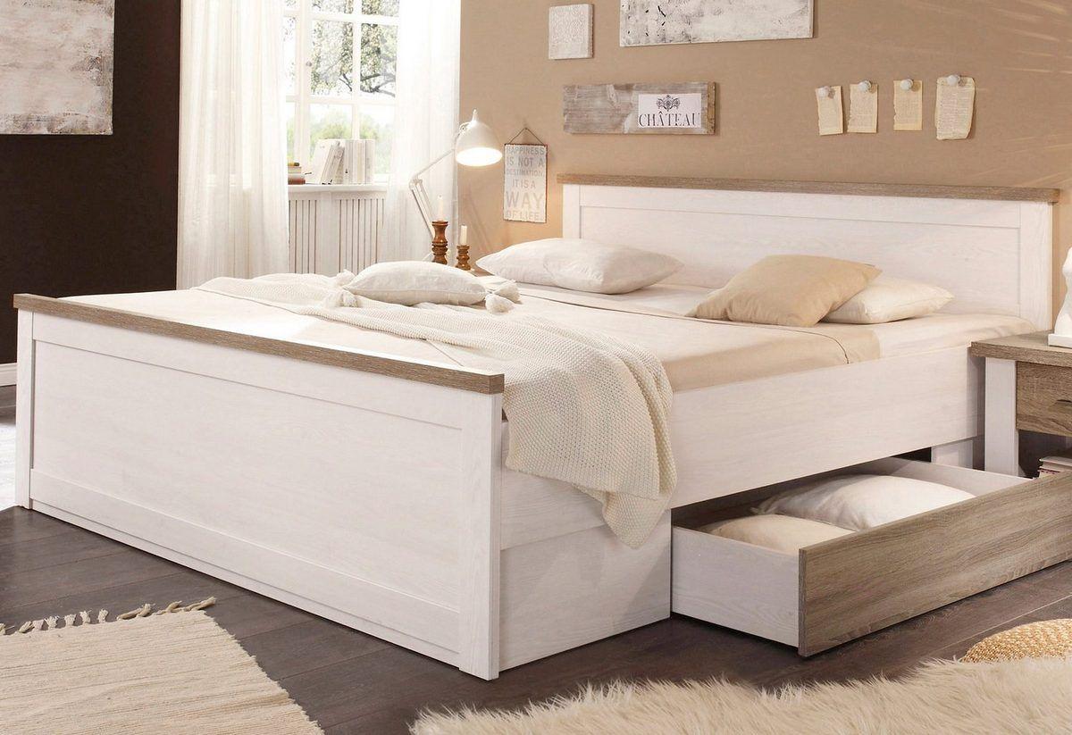 Bett, Stauraumbett inkl. Schubkasten online kaufen Haus