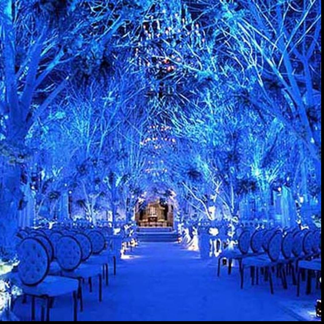 Impressive Outdoor Winter Wedding Decoration Ideas With Reception Decorations And