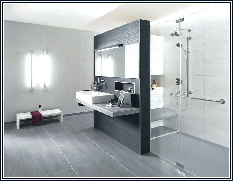 Kleines Fliesen Badezimmer Grau Home Dekorationsideen