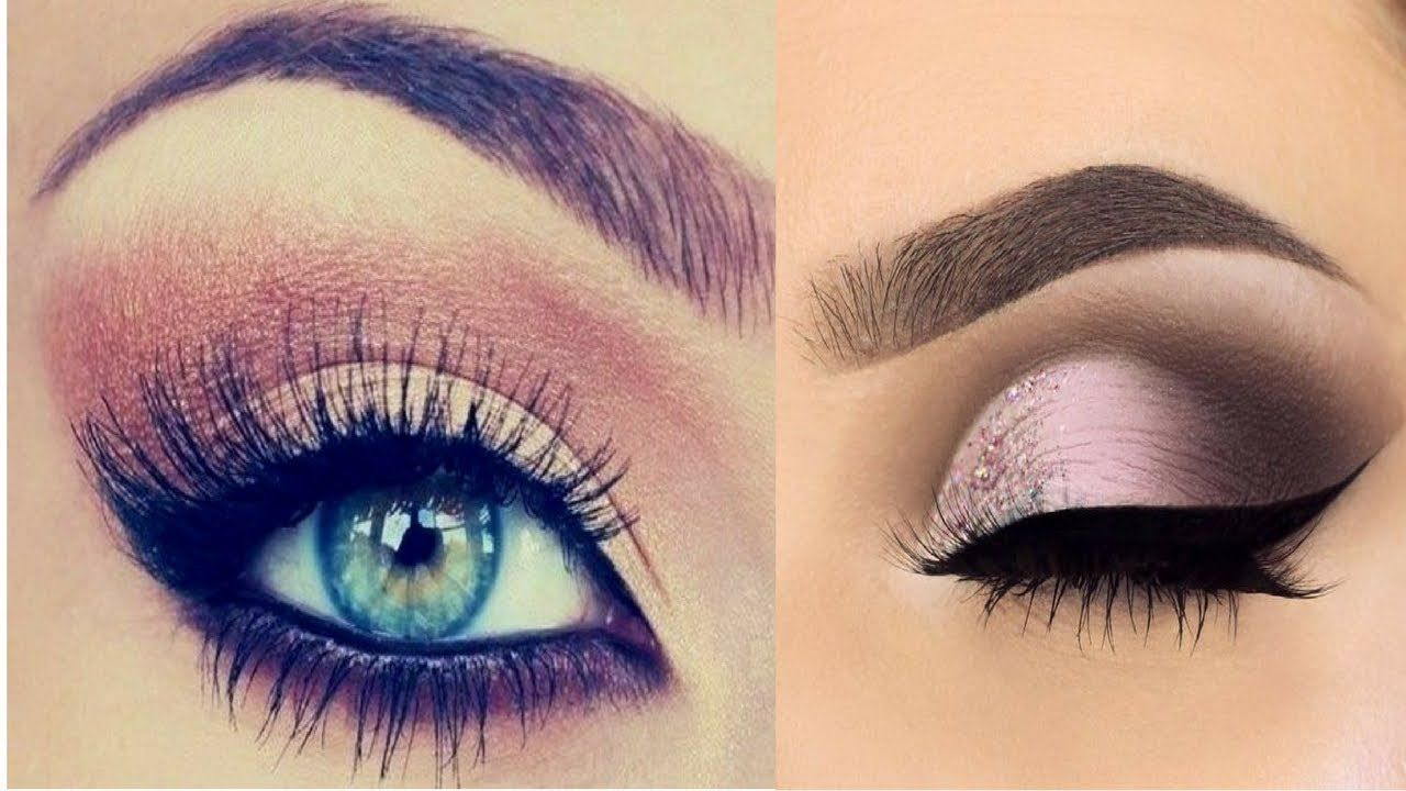 Easy And Beautiful Eye Makeup Tutorial Compilation Videos 5