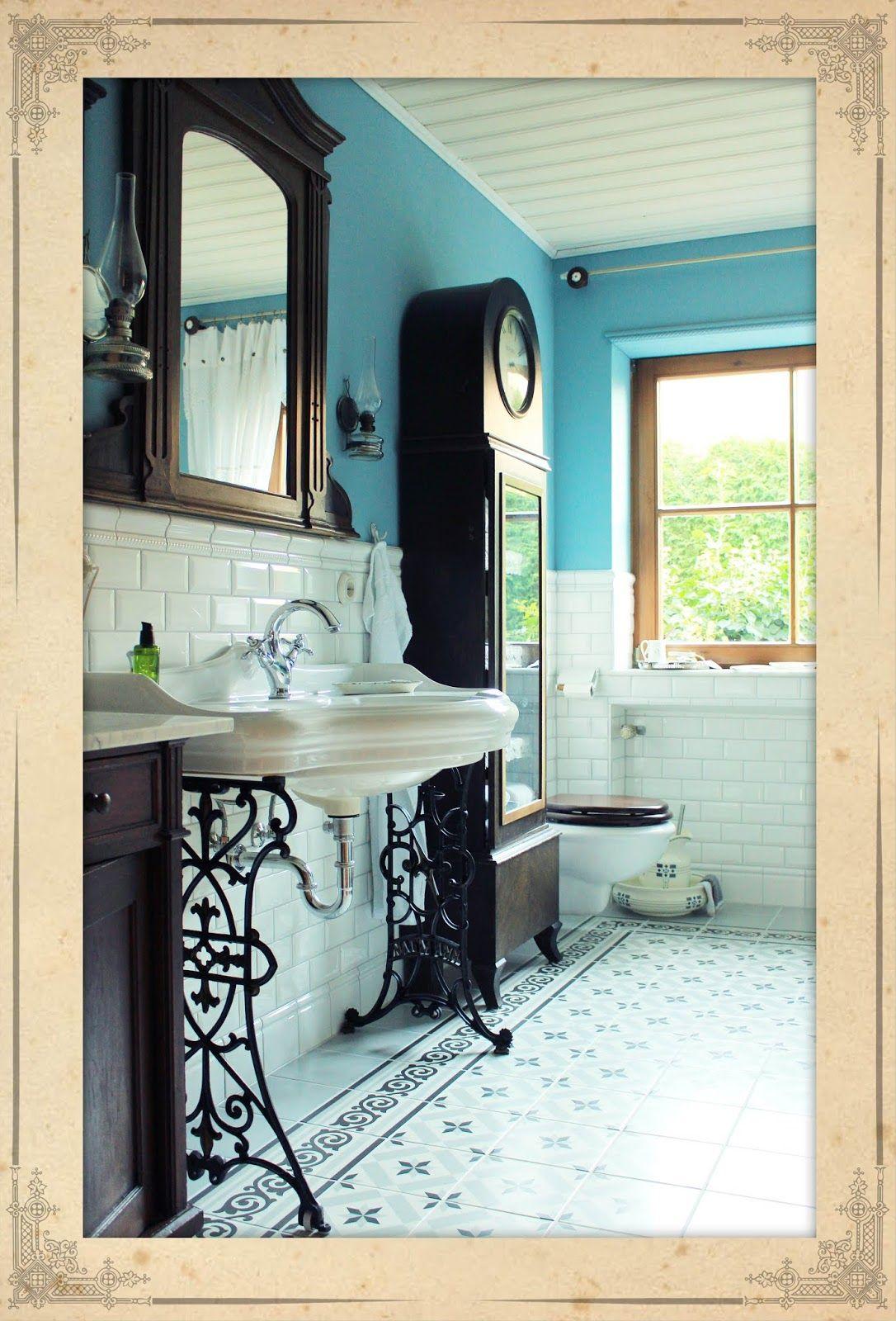 Badezimmer Jugendstil Modern