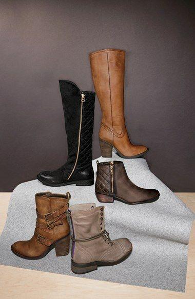 d262455fa75 Steve Madden 'Yale' Belted Boot (Women) | Nordstrom | Footwear ...
