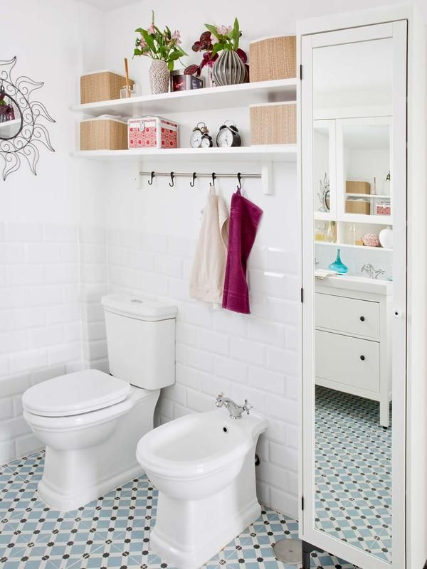 20 ideas para decorar el baño Bath, Toilet and Bath room