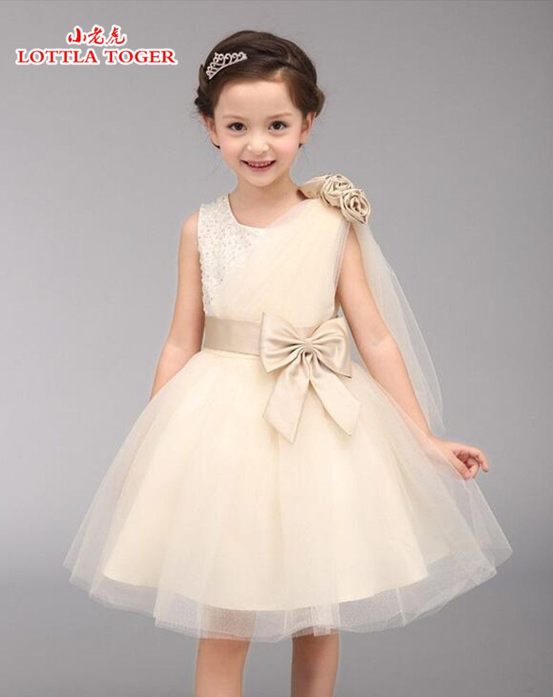 Dresses to wear at a wedding  Free Shipping Buy Best  Summer princess baby girls dress for