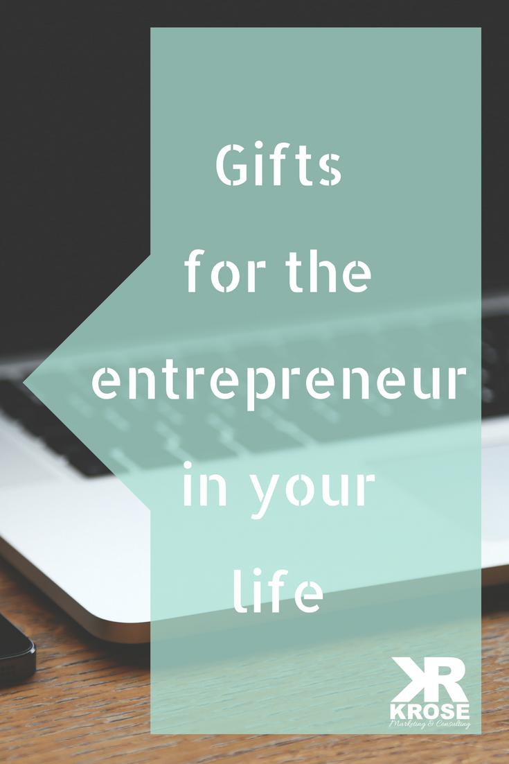 Entrepreneur Gift Wish List