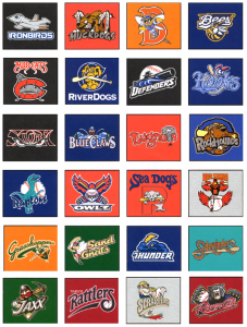 No Restrictions The Best Minor League Logos Waitingfornextyear Baseball Teams Logo Minor League Baseball Sports Team Logos