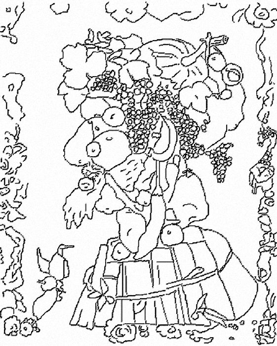 Coloring Pages Photos And Crafts Images For Education Arte
