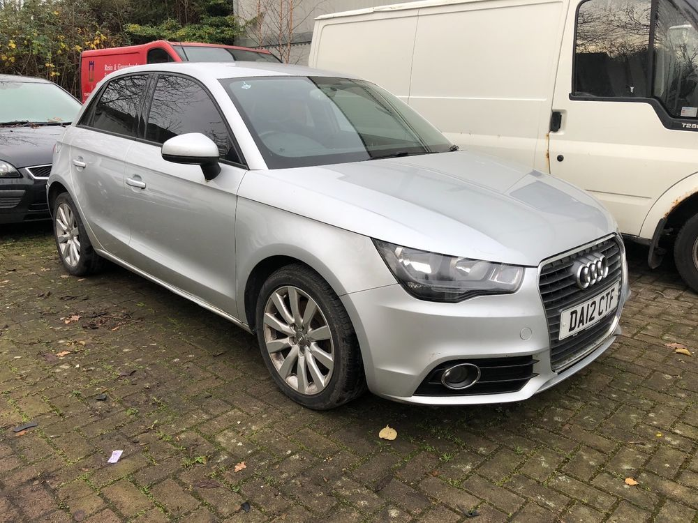 Ebay Audi A1 Sport 2012 Spares Or Repairs Non Runner Needs Engine