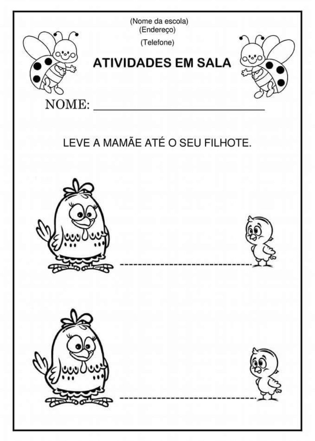 Pin De Luziane Silva Em Atividades 3 Anos Com Imagens