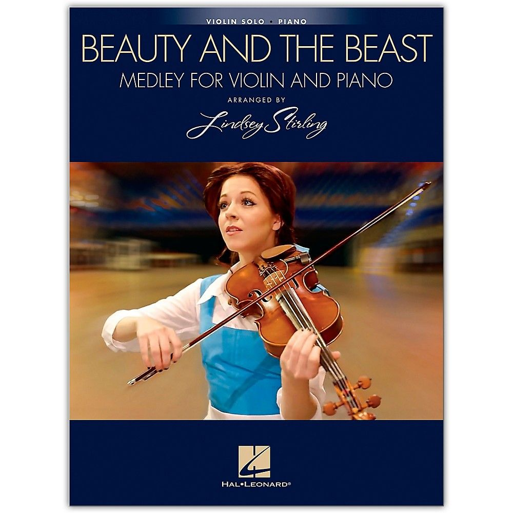 Hal Leonard Beauty And The Beast: Medley For Violin