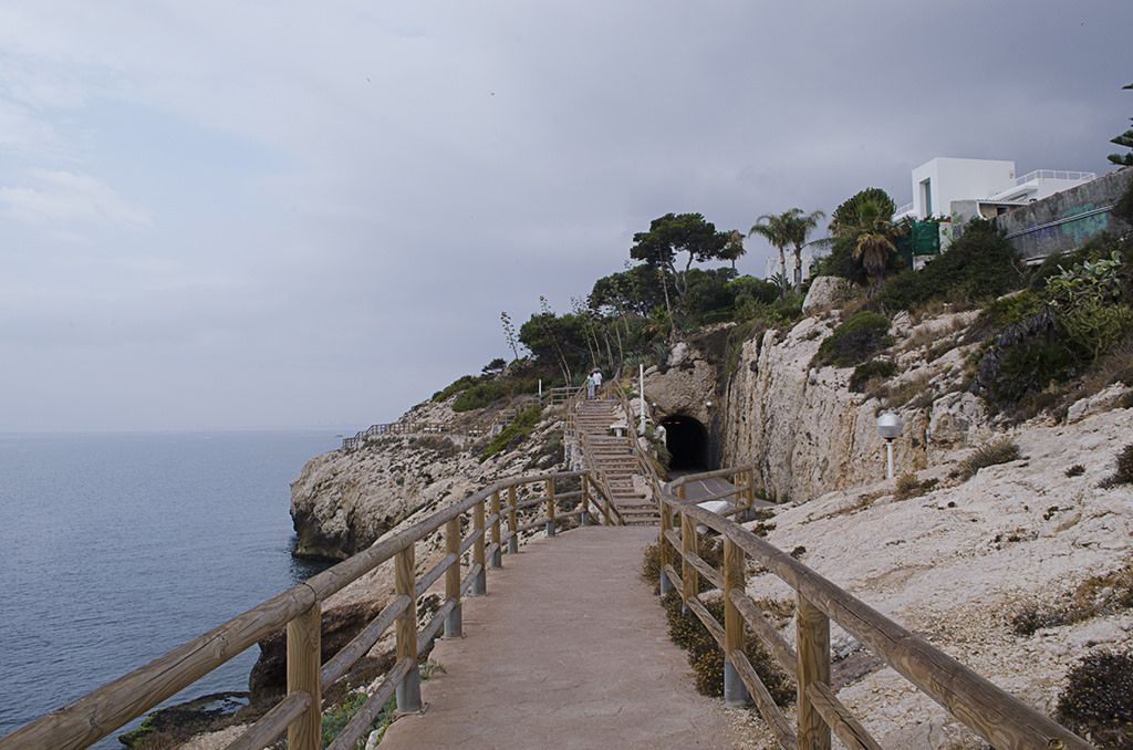 Playa de la Araña. Málaga