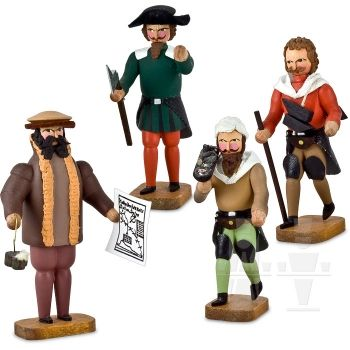 Miners from the 16. century part 1