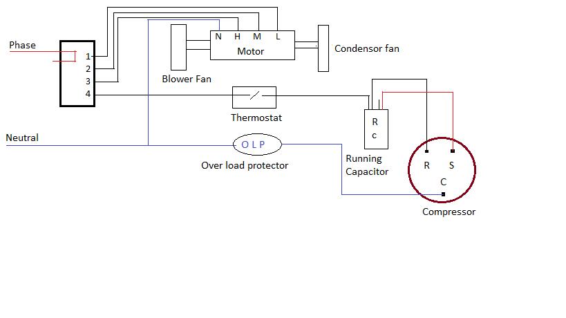 Panasonic Aircon Wiring Diagram
