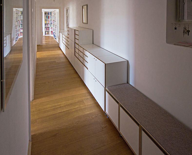 Langes Sideboard sehr langes sideboard für den flur | sideboard | pinterest | inspiration