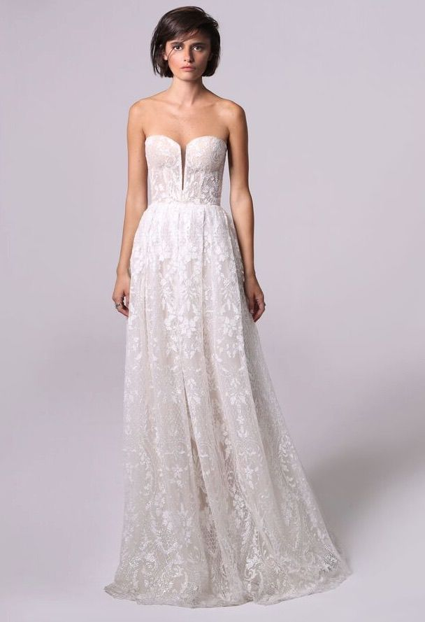 Let\'s talk about the top wedding dress trends for 2018 with a ...