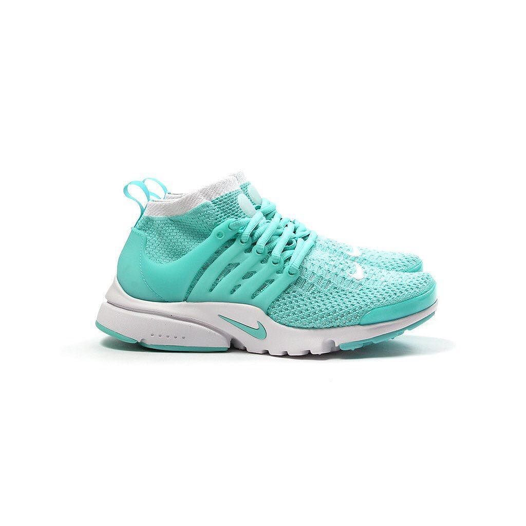 f58953c1184a Repost  The  Nike Womens Air Presto Flyknit Ultra (Hyper Turq Hyper Turq)  is now available online.  cncpts by cncpts