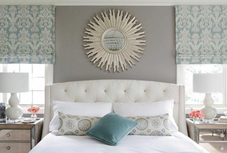 Deco zeitgenössisches Schlafzimmer für Erwachsene - 35 Ideen in