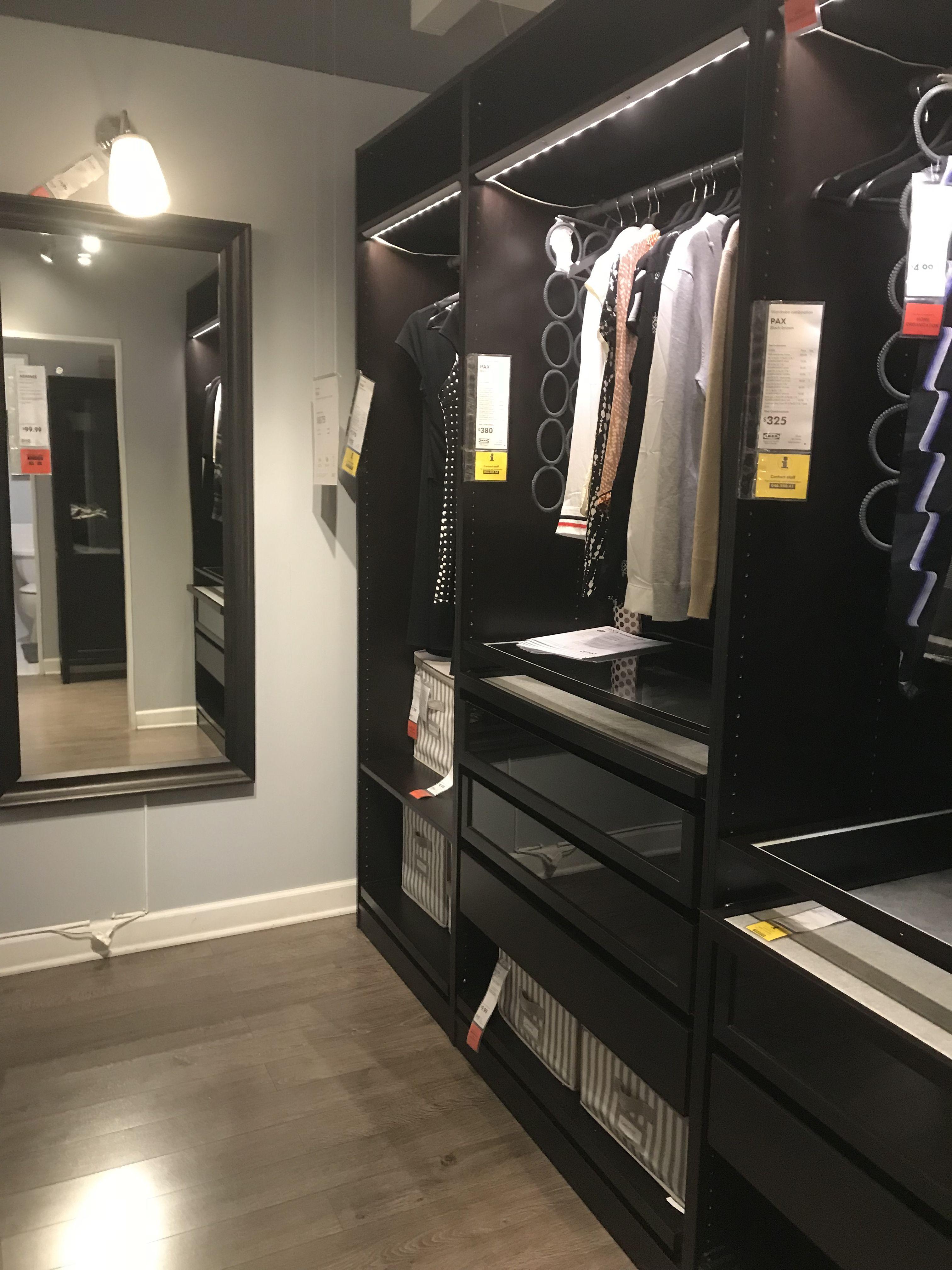 Closet Ikea online