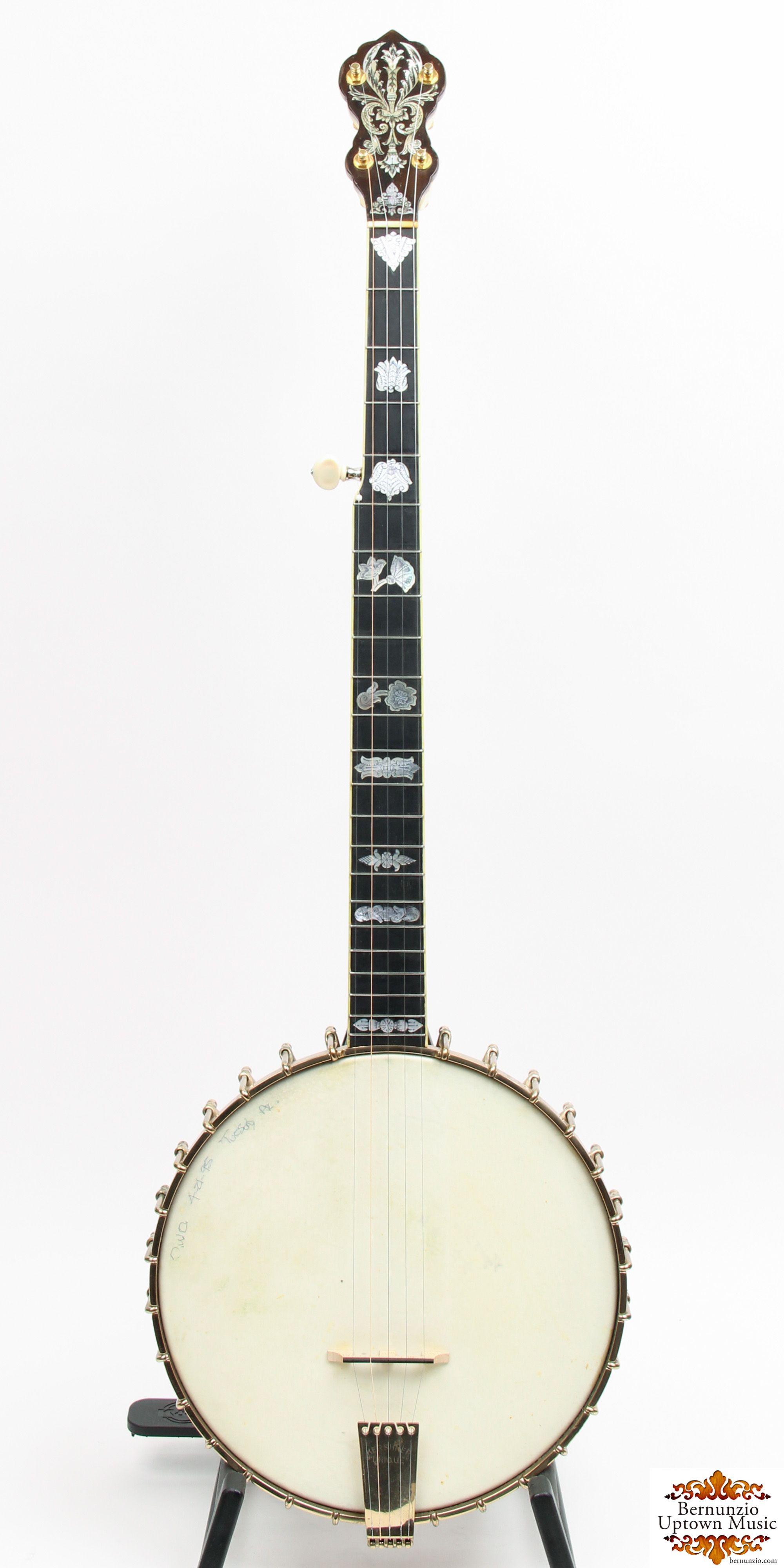 vega banjo restoration