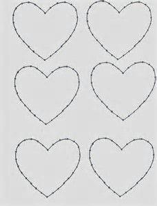 Image Result For Free Printable String Art Patterns Heart Diy