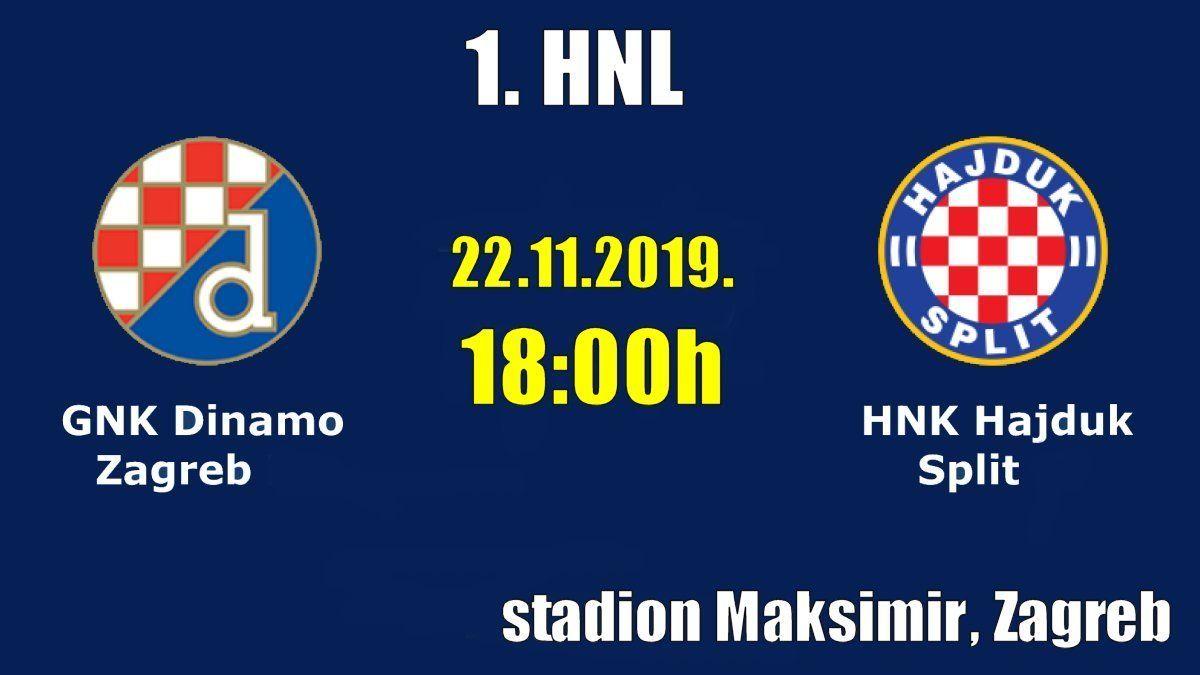 Uzivo Dinamo Hajduk I Gdje Gledati Live Stream Prijenos Splicani Dolaze Oslabljeni U Zagreb Arena Sport Sport Online Chicago Cubs Logo