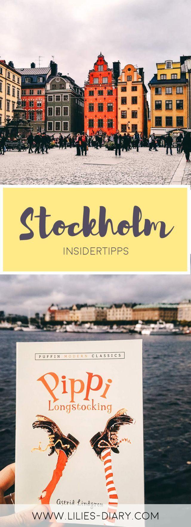 7 Stockholm Reisetipps für die wunderschöne Hauptstadt Schwedens #vacationlooks