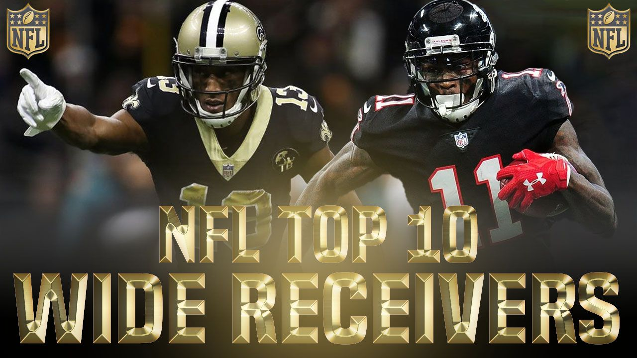 Top 10 Wide Receivers in the NFL 2020 in 2020 Nfl, Fun