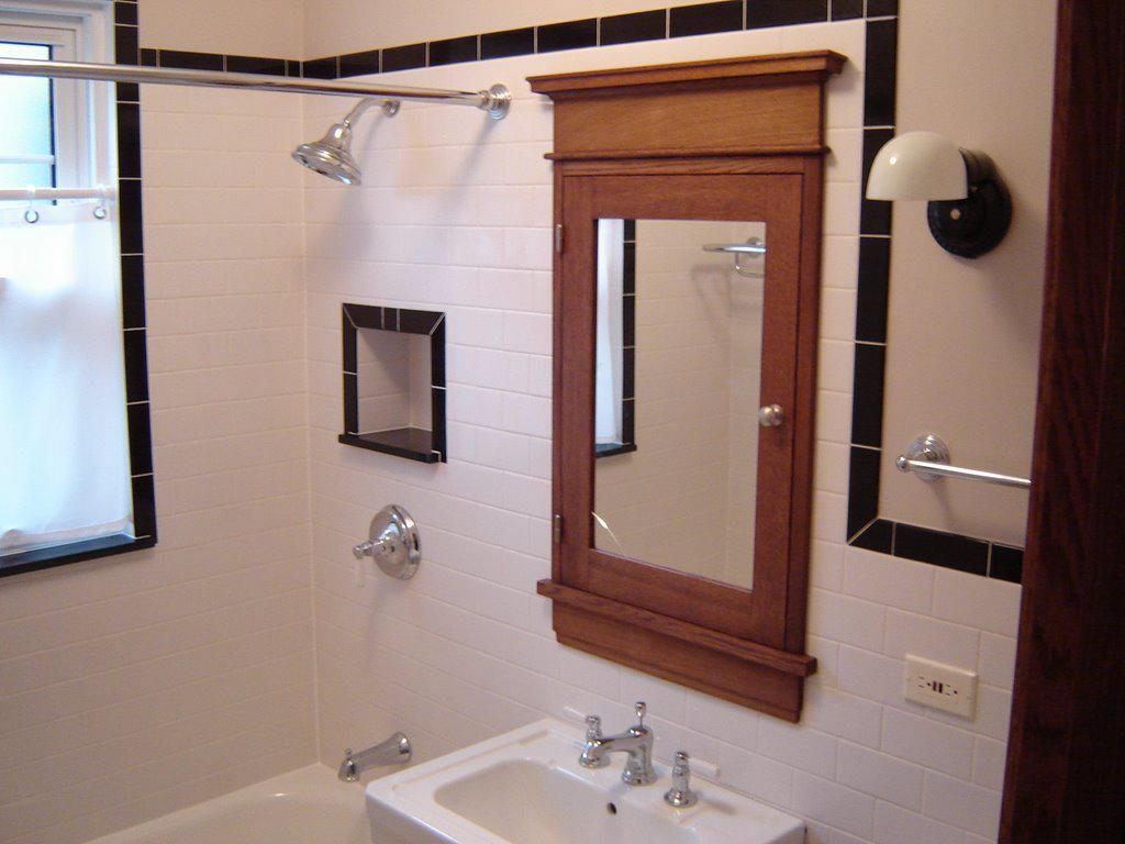 Image Result For Inset Bathroom Medicine Cabinets With Mirrors