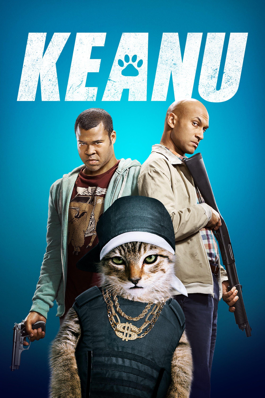 Keanu Movie Poster - Jordan Peele, Keegan-Michael Key, Method Man #Keanu,  #JordanPeele, #Keegan, #MichaelKey, #MethodMan, #PeterAtencio, #Comedy,  #Art, ...