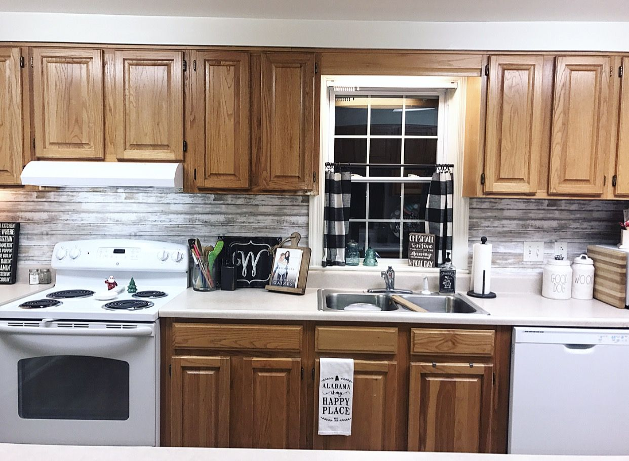 After peel and stick | Southern decor, Home decor, Kitchen ...