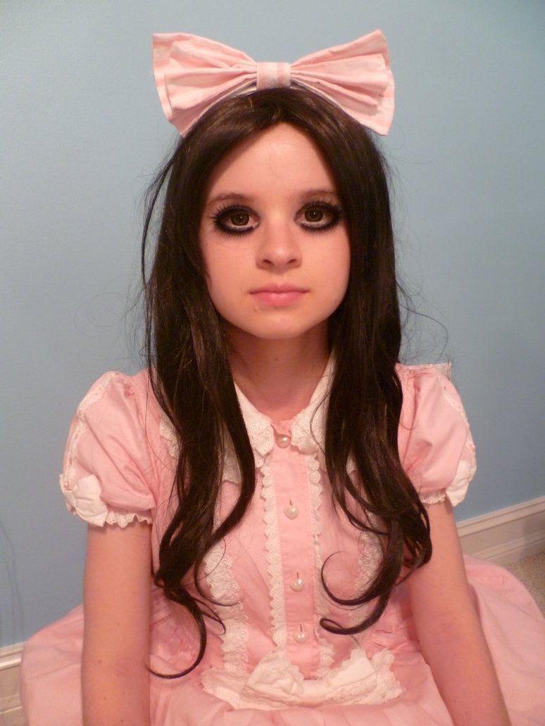 Still Doll #dollcostume