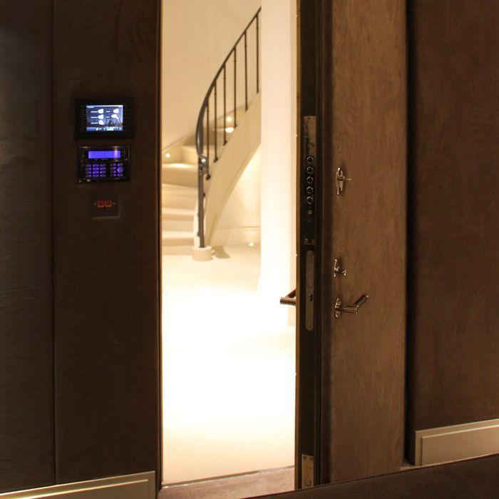 Amazing Luxury Safe Panic Rooms Burton Safes Panic Rooms Storm Download Free Architecture Designs Rallybritishbridgeorg