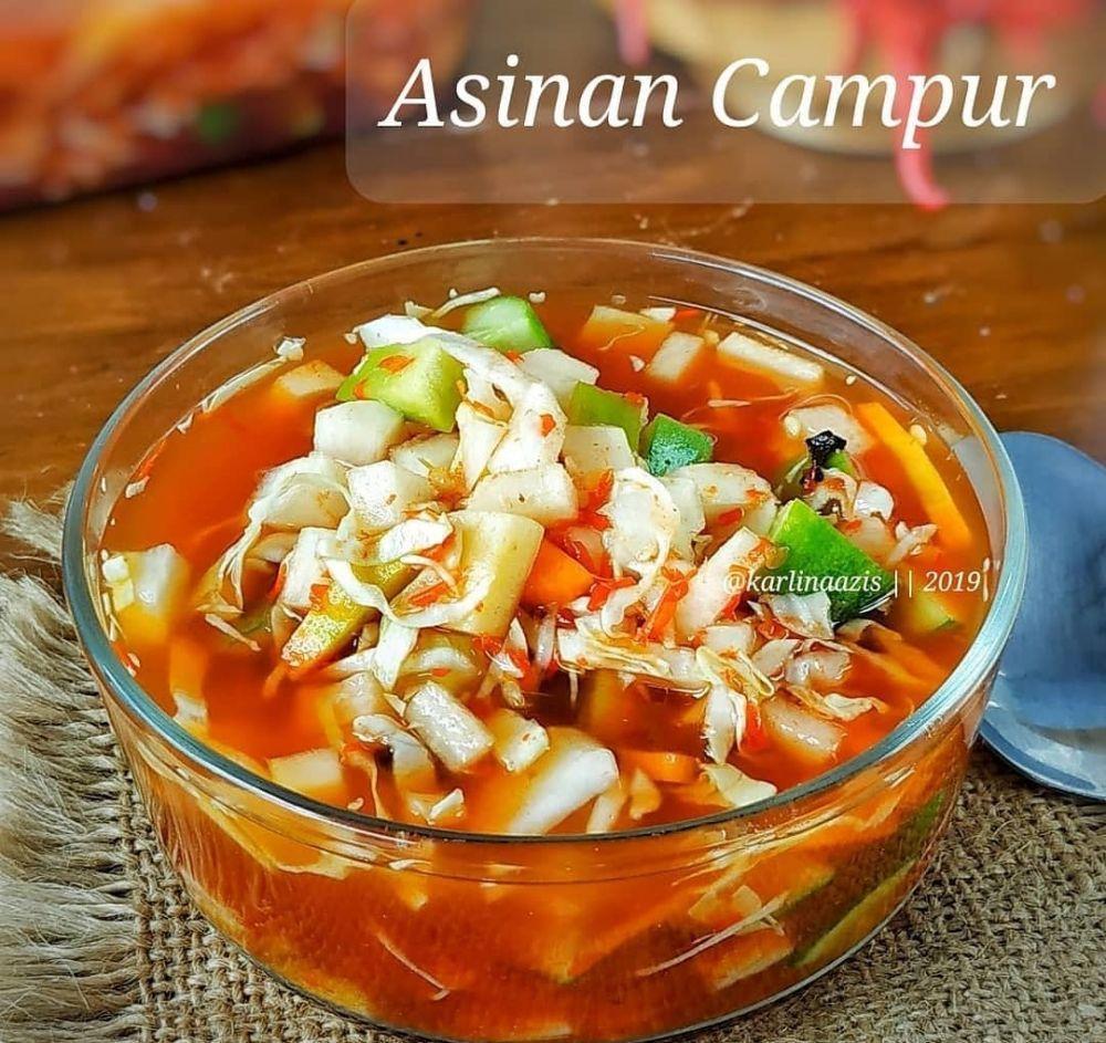Resep Asinan Sayur C Instagram Di 2020 Resep Masakan Indonesia Resep Masakan Resep Makanan